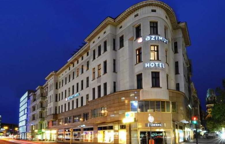 Azimut Berlin Kurfürstendamm - Hotel - 1
