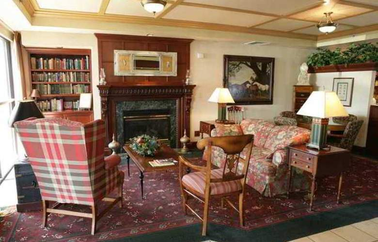 Hampton Inn Burlington/Mt. Holly - Hotel - 3