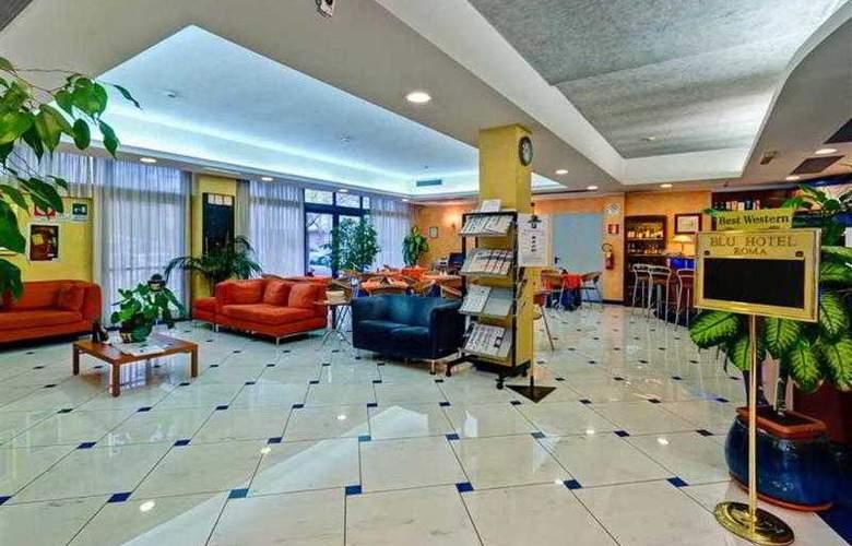 Best Western Blu Hotel Roma - Hotel - 43
