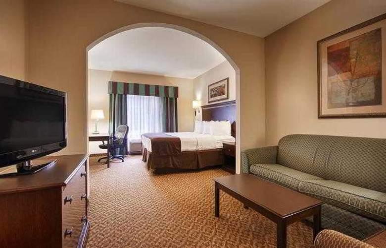 Best Western Mountain Villa Inn & Suites - Hotel - 12
