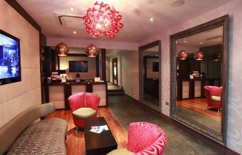 Best Western Maitrise Suites - Hotel - 13