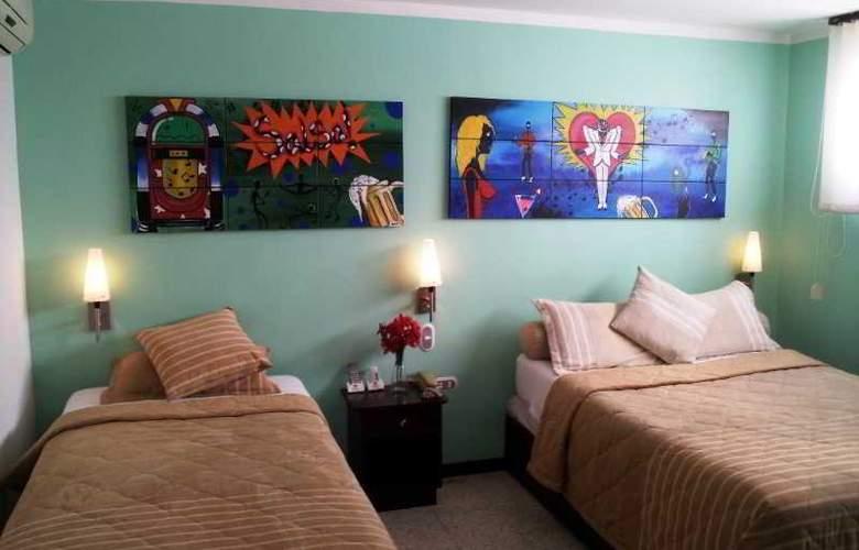 Granada Inn - Cali - Room - 1