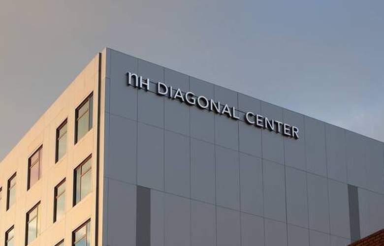 NH Barcelona Diagonal Center - Hotel - 0