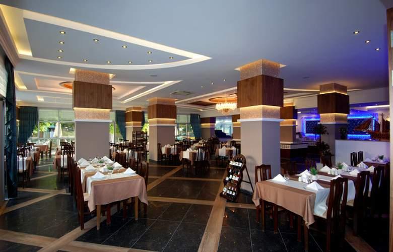 Hatipoglu Beach - Restaurant - 8