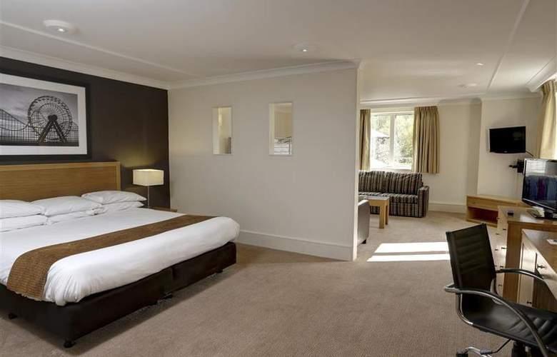 Best Western Stoke-On-Trent Moat House - Room - 79