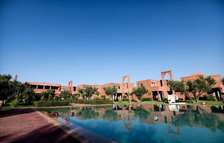 les jardins de zyriab - Hotel - 3