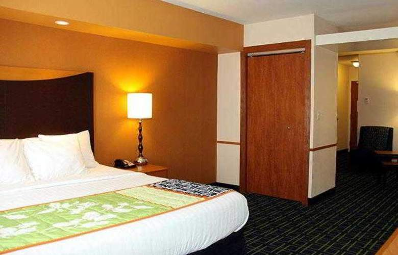 Fairfield Inn & Suites Fort Wayne - Hotel - 6