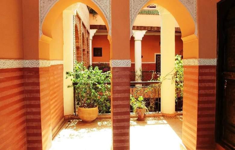 Riad Yamsara - Pool - 9