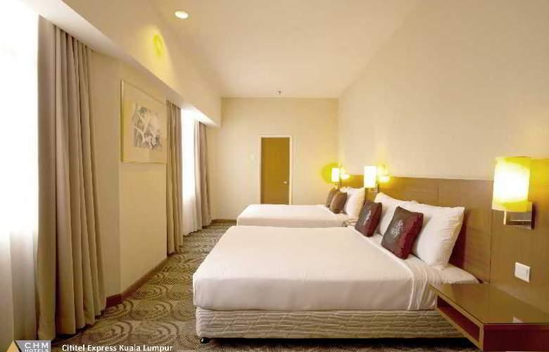 Cititel Express Kuala Lumpur - Room - 8
