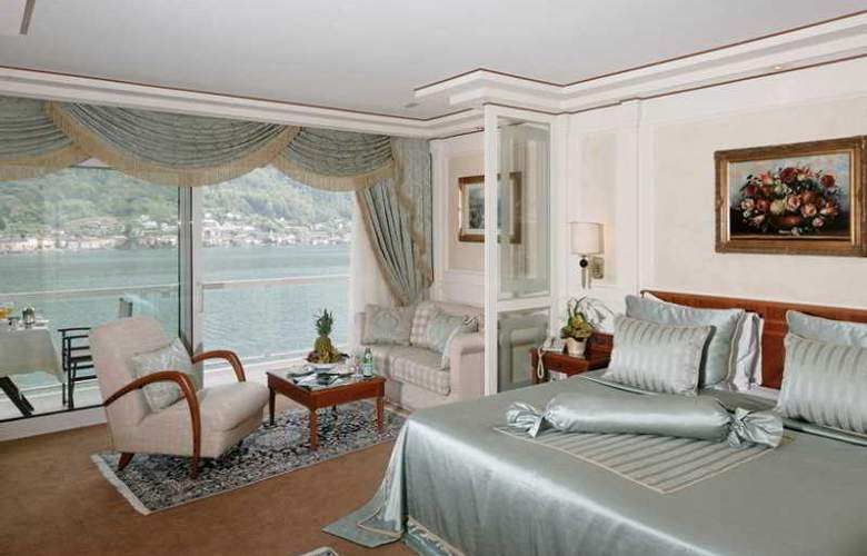 Hotel Swiss Diamond Lugano - Room - 5