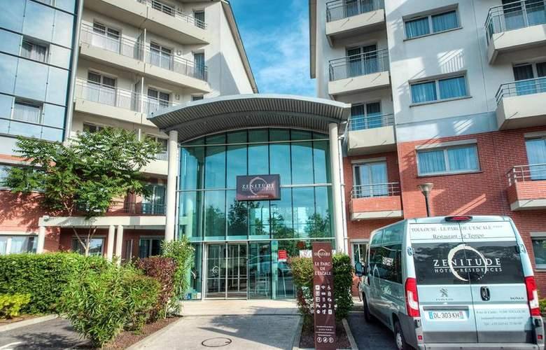 Zenitude Toulouse - Le Parc de l'Escale - Hotel - 0