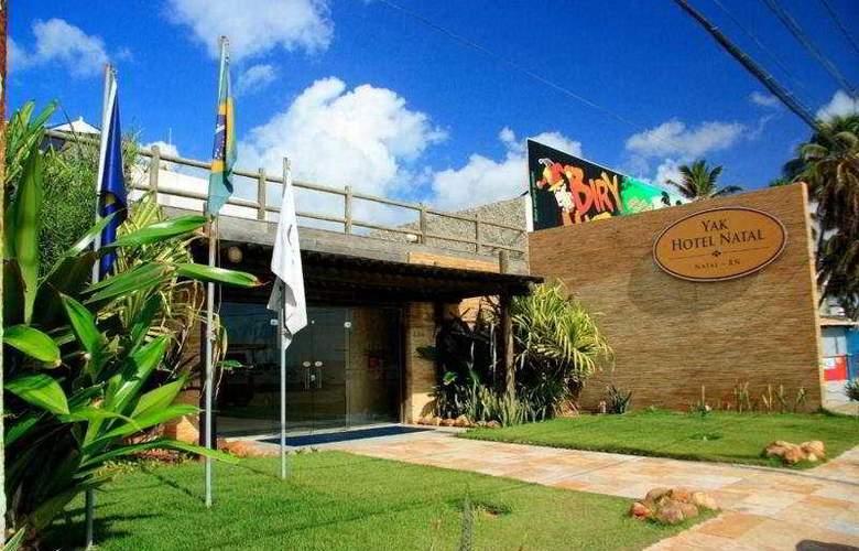 Yak Hotel Natal - Hotel - 0