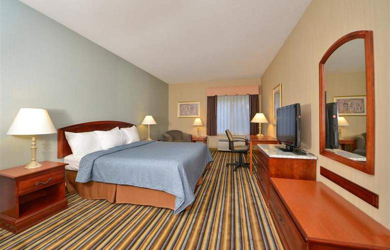 Best Western Plus New England Inn & Suites - Room - 27