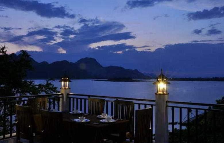 Monsane River Kwai Resort - Terrace - 5