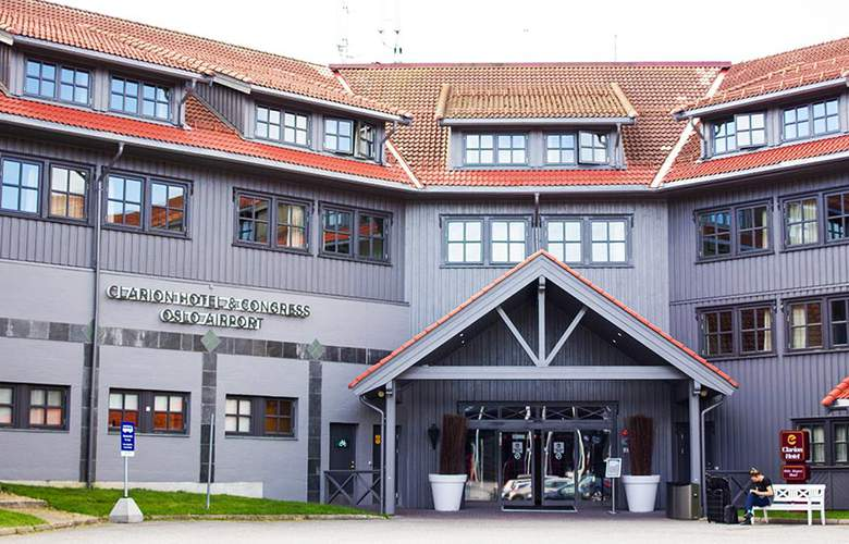 Clarion Hotel & Congress Oslo Airport - Hotel - 0