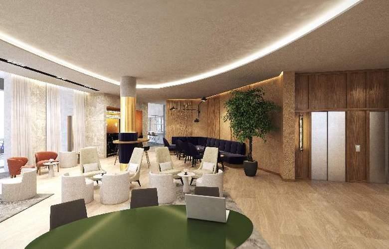 Vincci Consulado de Bilbao - Bar - 11