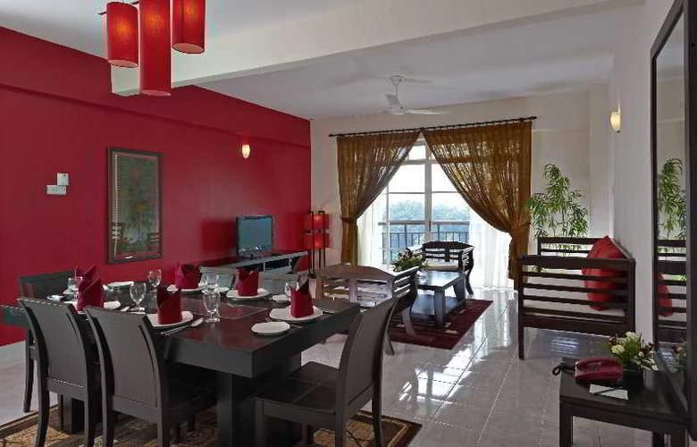 Ancasa Allsuites Resort & Spa - Restaurant - 4