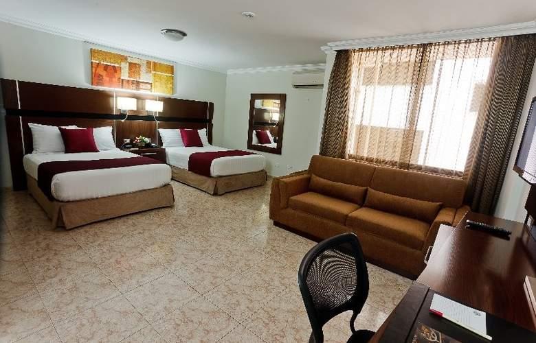 Coral Suites Apart Hotel - Room - 4