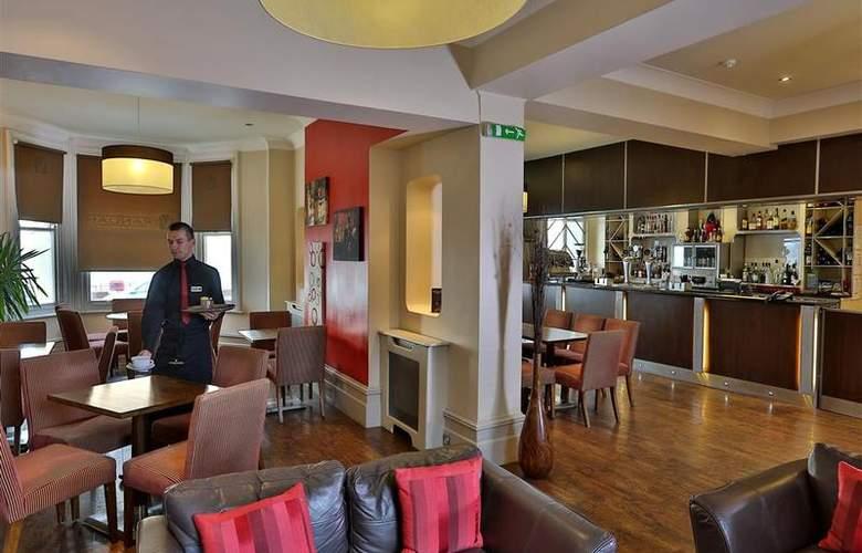 Best Western York House - Bar - 4