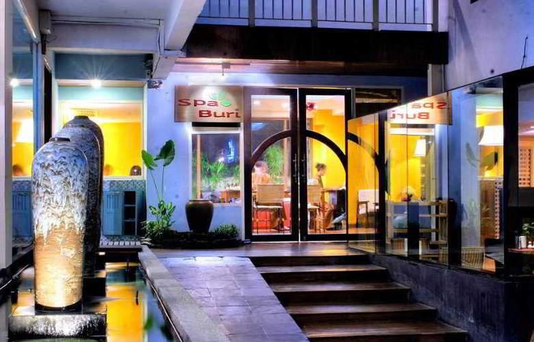 Residence Rajtaevee Bangkok - Sport - 11