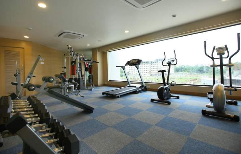 Noorya Hometel Pune - Sport - 13