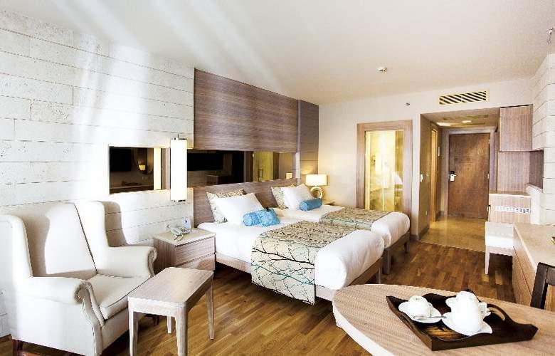 Melas Resort Hotel Side - Room - 11