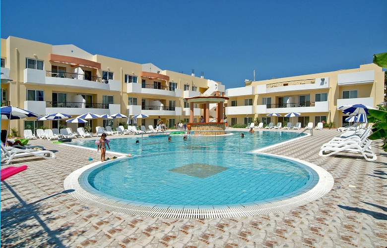 Pelopas Resort - Hotel - 7