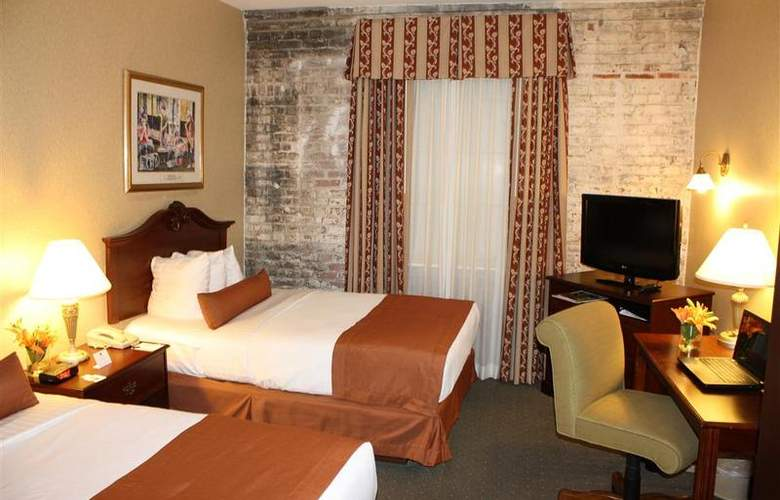 Best Western Plus St. Christopher - Room - 69