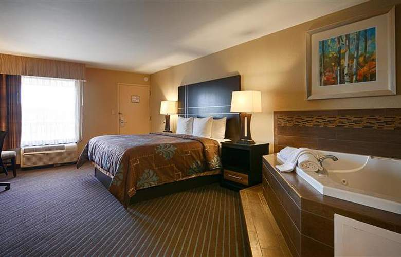 Best Western Newport Inn - Room - 76
