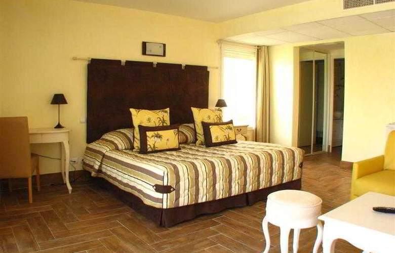 Best Western Soleil et Jardin Sanary - Hotel - 6
