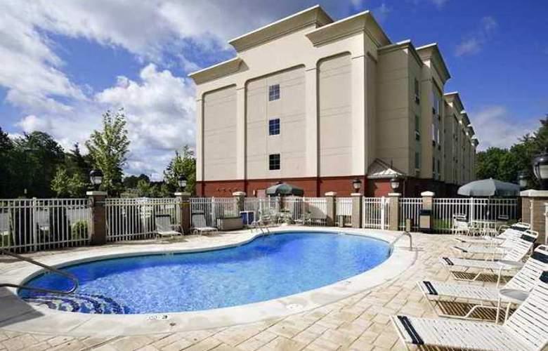 Hampton Inn Bedford - Burlington - Hotel - 3