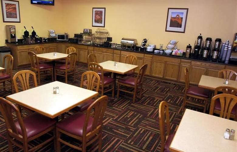 Best Western Red Hills - Restaurant - 95