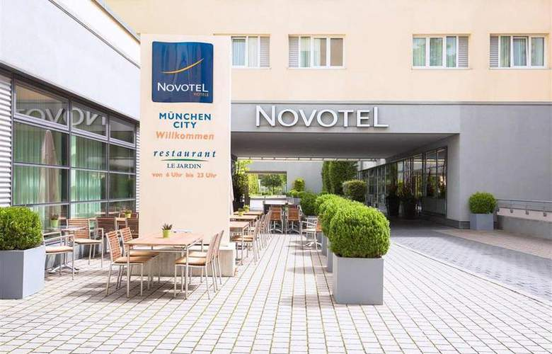 Novotel Muenchen City - Hotel - 42