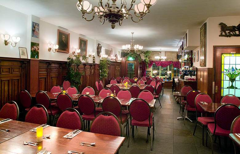 Prins Hendrik Amsterdam - Restaurant - 5
