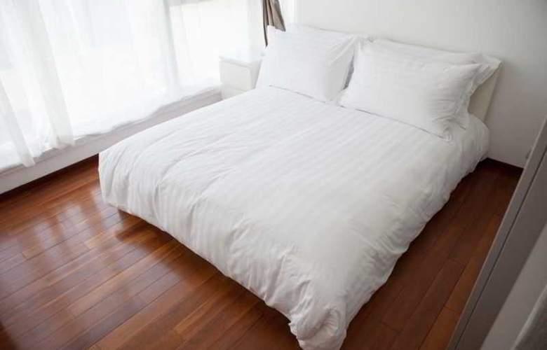 Yopark Serviced Apartment-Hui Ning Garden - Room - 8