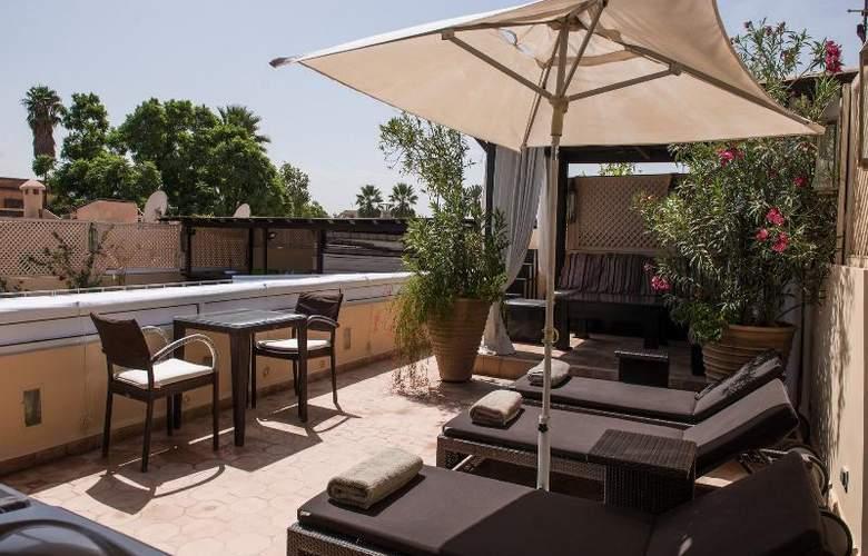 Riad Akka - Terrace - 31