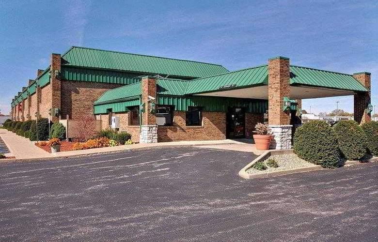 Best Western Martinsville Inn - Hotel - 2