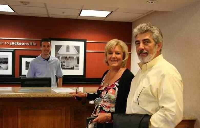 Hampton Inn Jacksonville East Regency Square - Hotel - 0