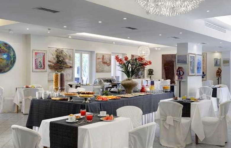 Isola Sacra Rome Airport - Restaurant - 15