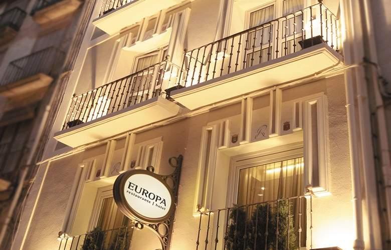 Sercotel Europa Pamplona - Hotel - 0