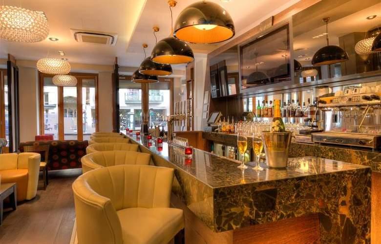 Best Western Maitrise - Restaurant - 64