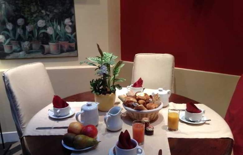 Hotel Virgina - Restaurant - 8