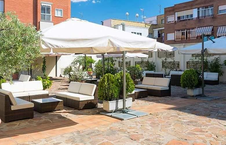 Tryp Madrid Leganes - Terrace - 6