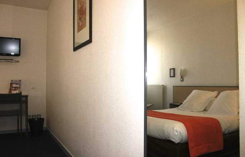 Inter-hotel city Beauvais - Room - 4