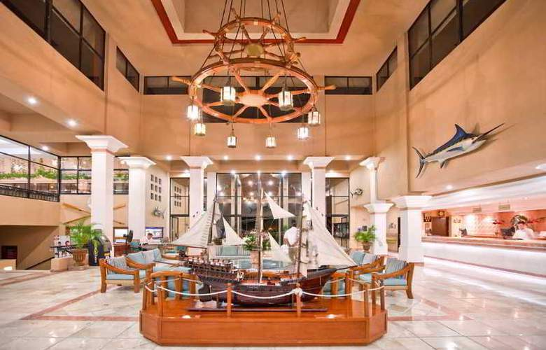 El Cid Marina Beach Hotel - General - 5