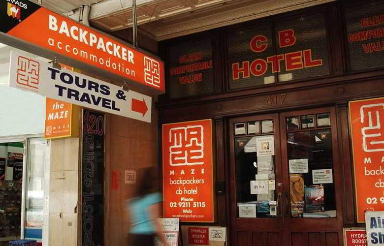 Maze Backpackers - Hotel - 0