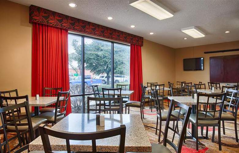 Best Western Executive Inn - Restaurant - 48