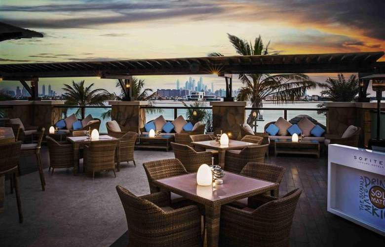 Sofitel Dubai The Palm Resort & Spa - Bar - 19