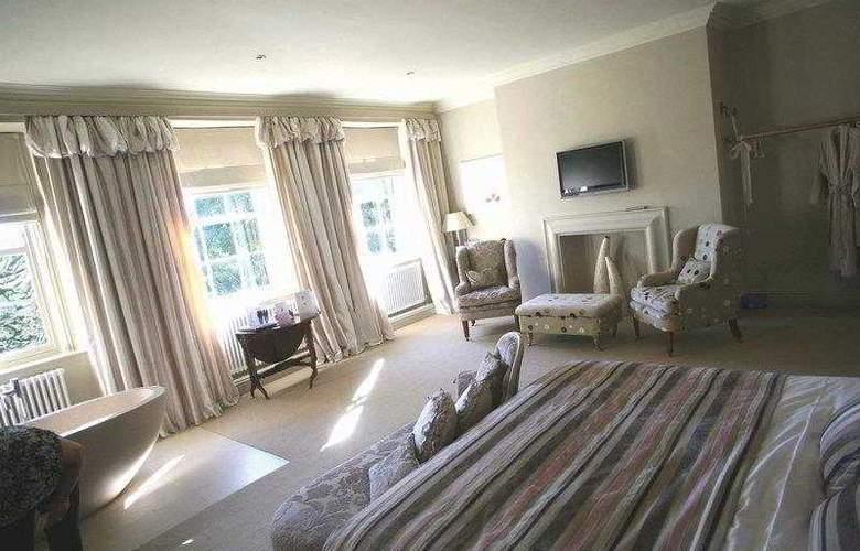 Best Western Mosborough Hall - Hotel - 29