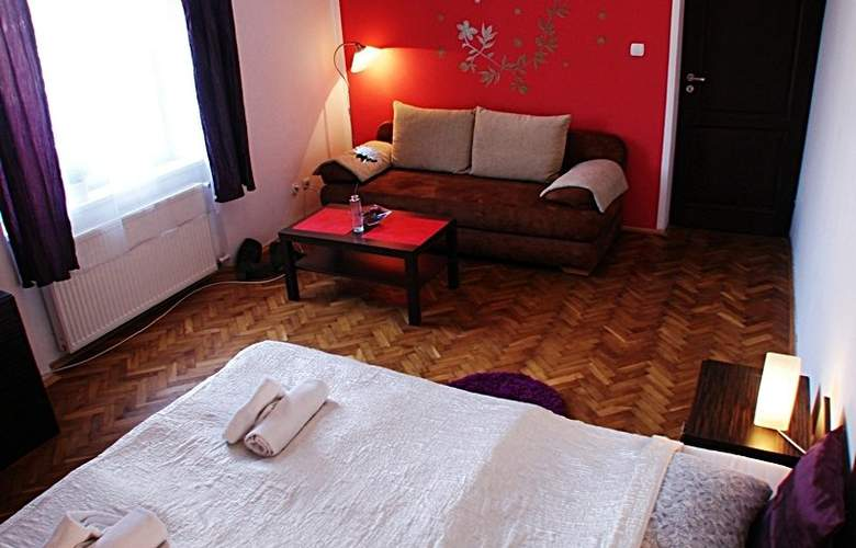 Old Town Apartments Grodzka - Room - 9